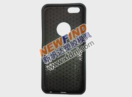 精密iPhone5s塑胶手机保护套模具