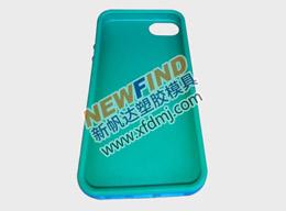 双色iphone5s手机保护套模具