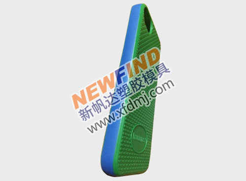 iphone5s手机保护套双色模具