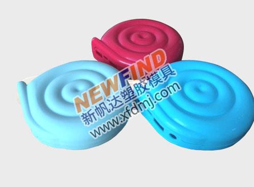 精密移动电源充电宝塑胶外壳模具
