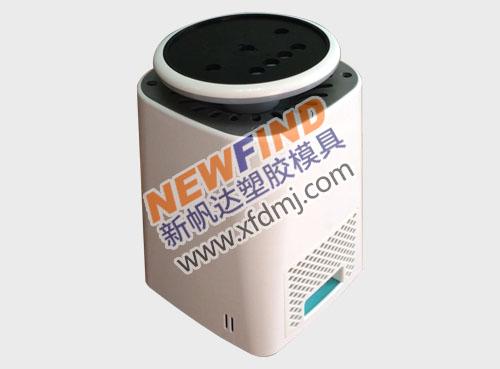 精密加湿器香薰机喷雾化蒸面机塑胶外壳模具