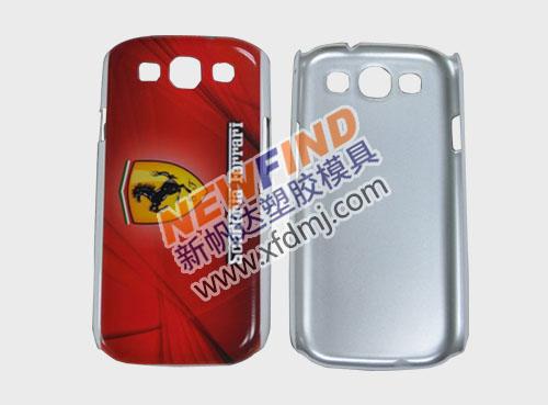 精密手机保护套iphone5s塑胶模具彩印